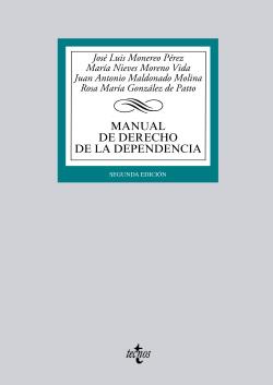 MANUAL DE DERECHO DE LA DEPENDENCIA.(DERECHO)