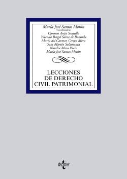 (2014).LECCIONES DE DERECHO CIVIL PATRIMONIAL