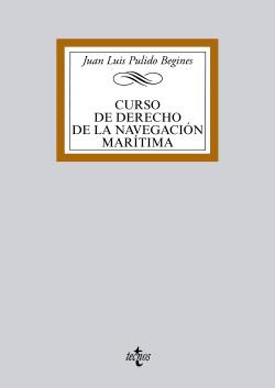 Curso de derecho de la navegación marítima 2015