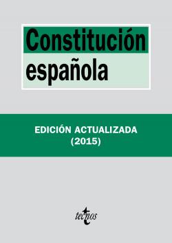 Constitución española 2015