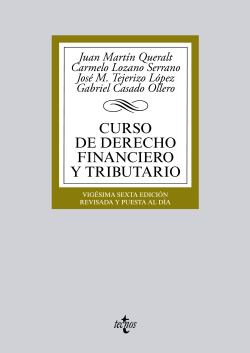 (2015).CURSO DE DERECHO FINANCIERO Y TRIBUTARIO