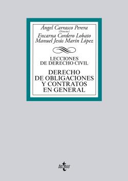 (2015).LECCIONES DERECHO CIVIL:OBLIGACIONES Y CONTRATOS