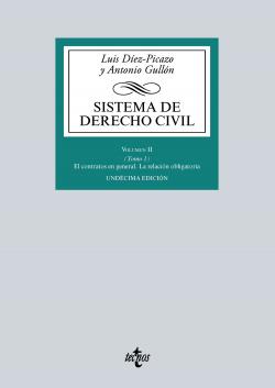 Sistema de derecho civil (Vol.II/1)