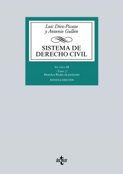 SISTEMA DE DERECHO CIVIL VOL.III/2
