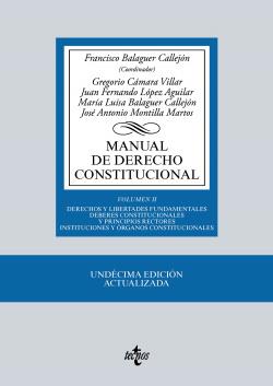 (2016).II.MANUAL DE DERECHO CONSTITUCIONAL