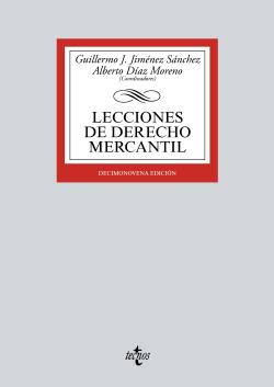 (2016).LECCIONES DE DERECHO MERCANTIL.(BIBL.UNIVERSITARIA)