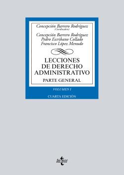 (2017).I.LECCIONES DERECHO ADMINISTRATIVO PARTE GENERAL