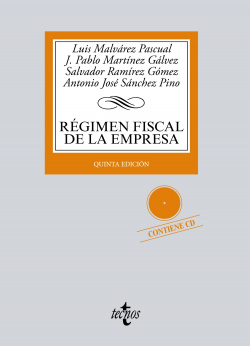 (2016).REGIMEN FISCAL DE LA EMPRESA (+CD).(BIBL.UNIV)