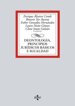 (2016).DEONTOLOGIA, PRINCIPIOS JURIDICOS BASICOS E IGUALDAD