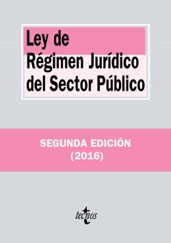 Ley de régimen jurídico del sector público
