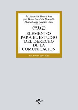 (2017).ELEMENTOS ESTUDIO DEL DERECHO DE LA COMUNICACION