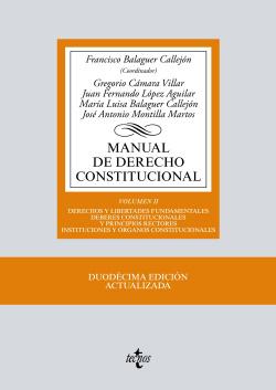(2017).II.MANUAL DE DERECHO CONSTITUCIONAL