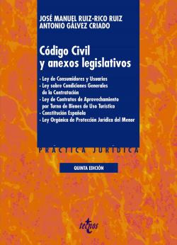 CÓDIGO CIVIL Y ANEXOS LEGISLATIVOS 2017