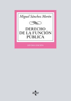 (2017).DERECHO DE LA FUNCION PUBLICA.(10ªED)