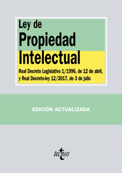 LEY DE PROPIEDAD INTELECTUAL 2017