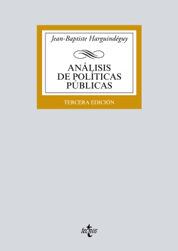 Análisis de pol¡ticas públicas