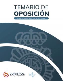 Pack Temario oposición escala básica polic¡a nacional