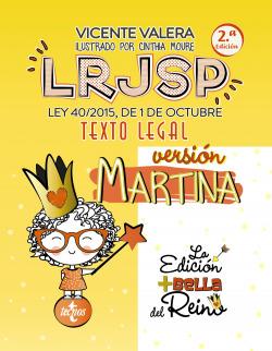 LRJSP Versión Martina