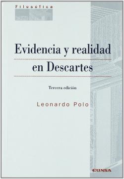 Evidencia y realidad en Descartes