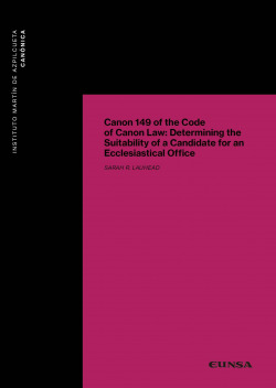 Canon 149 of the Code of Canon Law
