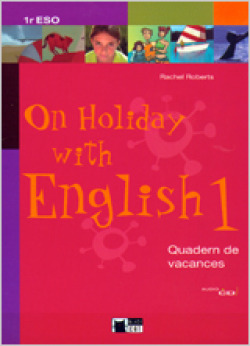 On Holiday With English 1 Catala. Quaderns De Vacances