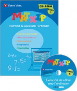 (CAT).MATXIP 5.EXERCICIS.(+CD) CALCUL