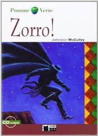 Zorro!. Livre + CD