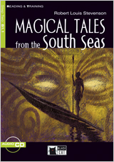 Magical Tales From The South Seas. Book + CD