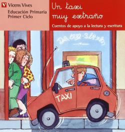 N.17 Un Taxi Muy Extraño