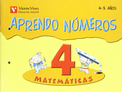 (08).APRENDO NUMEROS 4.(4-5 AÑOS)