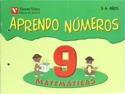 (08).APRENDO NUMEROS 9.(5-6 AÑOS)