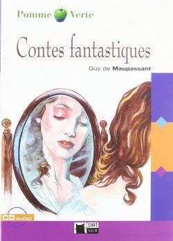 CONTES FANTASTIQUES.(+CD)/(POMME VERTE NV.1)