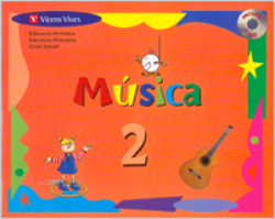 ANT/(CAT).(05).MUSICA 2N PRIMARIA (+CD) CATALA