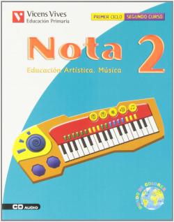 (07).NOTA MUSICA (+CD) 2O.PRIM.(MUNDO DE COLORES)