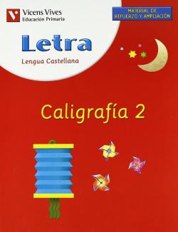 (04).CALIGRAFIA 2.LETRA (REFUERZO 1O-2O PRIMARIA)