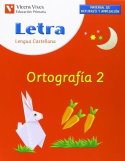 (04).ORTOGRAFIA 2.LETRA (REFUERZO 1O-2O PRIMARIA)