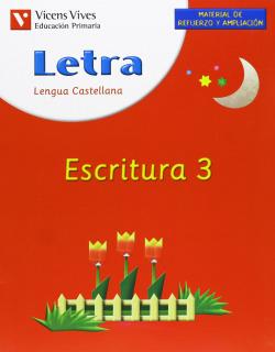 (04).ESCRITURA 3.LETRA.(REFUERZO 1O-2O PRIMARIA)