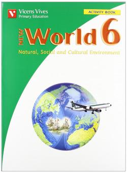 ANT/(10).NEW WORLD 6ºPRIM.(ACTIVITY) (CONOCIMIENTO INGLE