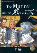 The Mutiny on the Bounty. Book + CD
