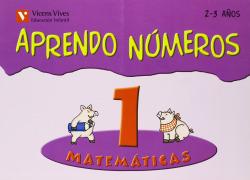 (08).APRENDO NUMEROS 1.(2-3 AÑOS)