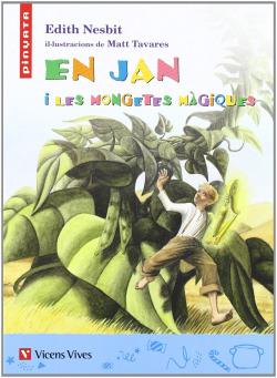 En Jan I La Mongetera Magica . Material Auxiliar