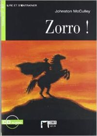 Zorro, francés, ESO. Material auxiliar