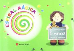 (10).ESPIRAL MAGICA 5 AÑOS (2º.TRIMESTRE)/INFANTIL