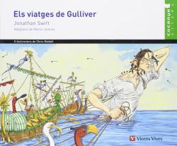 Els Viatges De Gulliver. Auxiliar Alumne. Educacio Primaria