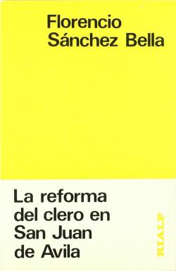 La reforma del clero en San Juan de Ávila