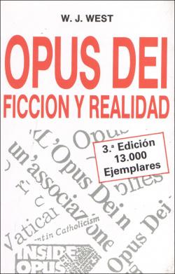 Opus Dei: ficción y realidad