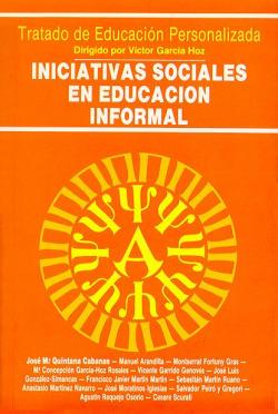 Iniciativas sociales en educación informal