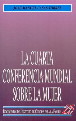 La Cuarta Conferencia Mundial sobre la Mujer