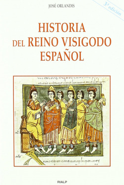 Historia del reino visigodo español