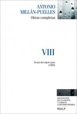 MILLAN-PUELLES. obras completas (viii)